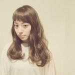 面長さんに似合う髪型☆髪型で面長顔を小さくする方法